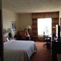 Photo taken at Hilton Garden Inn by George B. on 10/20/2012