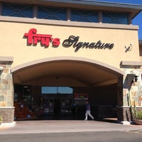 Photo taken at Fry's Marketplace by Rob S. on 10/13/2012