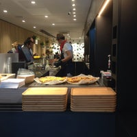 Das Foto wurde bei Letiuz Salad Bar von Lode V. am 10/21/2013 aufgenommen