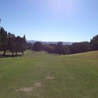 Photo taken at Boundary Oak Golf Course by Alex A. on 7/26/2013