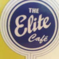Photo taken at Elite Circle Grill by Charles T. on 11/24/2012