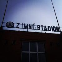 4/21/2013에 Petr Ž.님이 Zimní stadion Luďka Čajky에서 찍은 사진
