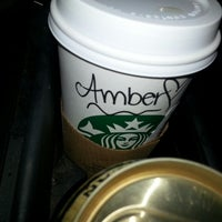 Photo taken at Starbucks by Amber on 3/26/2013