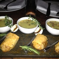 Photo taken at Tagine Beverly Hills by Cathy C. on 5/11/2013
