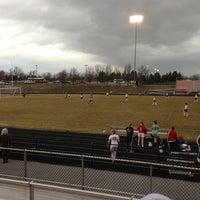 Photo taken at Sherando High School by Jeremy L. on 3/11/2013