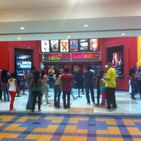Photo taken at Cines Unidos by Dan Z. on 1/19/2013