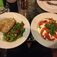 Photo taken at Tony's Pizza by Bruno V. on 2/22/2013