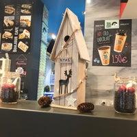 Photo taken at Bonjour Cafe by Ntina K. on 12/18/2017