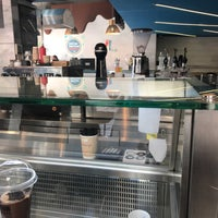 Photo taken at Bonjour Cafe by Ntina K. on 1/28/2018