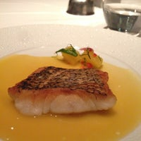 Photo taken at Le Bernardin by Dan H. on 2/5/2013