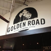 Photo taken at Golden Road Brewing by Derek G. on 11/25/2012