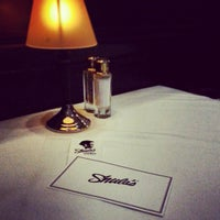 Photo taken at Shula's Steakhouse by Jason D. on 3/10/2013