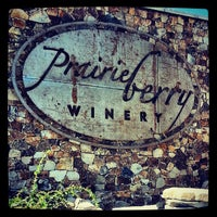 Photo taken at Prairie Berry Winery by Jason D. on 9/18/2013
