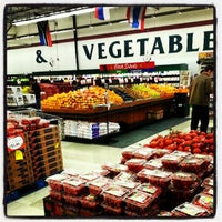 Photo taken at Garden Fresh Market by Jason D. on 4/6/2013