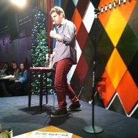 Photo taken at Carolines on Broadway by Corey L. on 12/2/2012