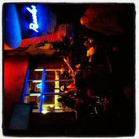Photo taken at Rasselas Jazz Club by Davide R. on 1/13/2013