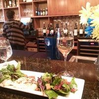 Photo taken at Flight 102 Wine Bar by Amy C. on 4/15/2014
