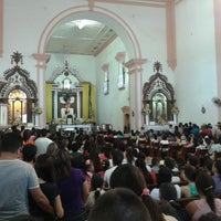 Photo taken at Igreja Madre de Deus by Marcos C. on 4/20/2014