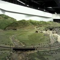Снимок сделан в San Diego Model Railroad Museum пользователем Scott D. 1/1/2013