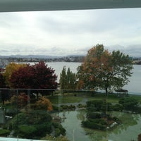 Photo taken at Inn at Laurel Point by Andrew S. on 10/17/2012