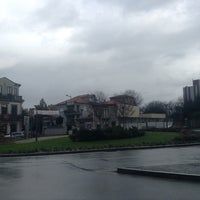 Photo taken at Largo dos Aviadores by Cristiano F. on 2/2/2014