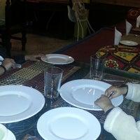 Photo taken at Habibi Restaurant by Faraz M. on 12/31/2013