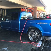 Photo taken at Madison Car Wash by D² on 3/1/2017