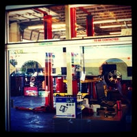 Photo taken at Firestone Complete Auto Care by D² on 7/4/2014