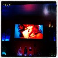 Photo taken at Below Zero Lounge by TEC I. on 4/23/2014