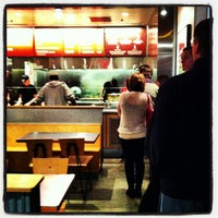 Photo taken at Chipotle Mexican Grill by TEC I. on 1/24/2013