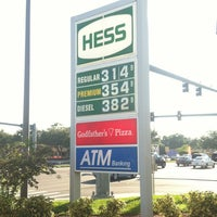 Photo taken at Hess Express by TEC I. on 9/26/2013