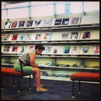 Photo taken at St. Petersburg Library by TEC I. on 6/7/2013