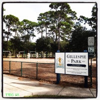 Photo taken at Gillespie Park by TEC I. on 11/3/2014