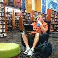 Photo taken at St. Petersburg Library by TEC I. on 2/12/2013