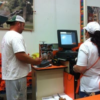 Photo Taken At The Home Depot By TEC I On 9 21 2013