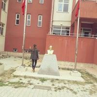 Photo taken at Kaman İbn-i Sina Mesleki ve Teknik Anadolu Lisesi by Nur C. on 11/10/2016