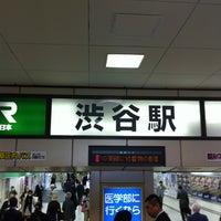 Photo taken at Shibuya Station by Masayoshi S. on 3/21/2013