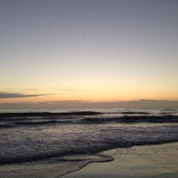 Photo taken at Jax Bch Lifeguard Station by Michael D. on 10/17/2013