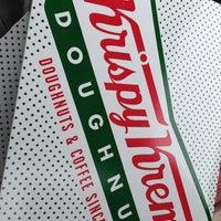 Photo taken at Krispy Kreme Doughnuts by James G. on 6/24/2013