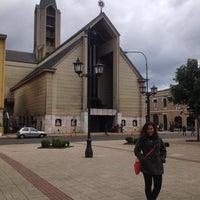 Photo taken at Catedral De Valdivia by Marcy Alejandra R. on 11/20/2015