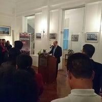 Photo taken at The British Embassy by Lino V. on 7/6/2016