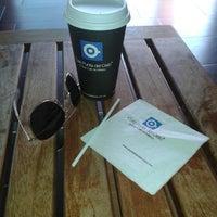 Photo taken at Café Punta del Cielo. by Prometeus S. on 9/10/2013