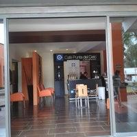 Photo taken at Café Punta del Cielo. by Prometeus S. on 9/14/2013
