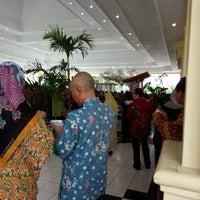 Photo taken at Gedung Balai Prajurit by Reynald T. on 4/13/2014