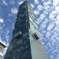 Photo taken at Taipei 101 Observatory by William C. on 11/16/2012