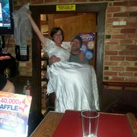 Photo taken at Stables Bar & Grill by Gaylen on 3/6/2013