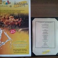 Photo taken at Kabab Studio by Prathima N. on 10/12/2012