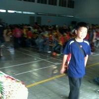Photo taken at BPK Penabur Cimahi by Priskila T. on 1/26/2013