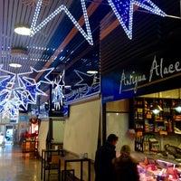 Photo taken at Cafetería Internacional, Granada by Eduardo S. on 12/19/2014