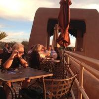 Photo taken at La Fonda Santa Fe by Don K. on 8/31/2013